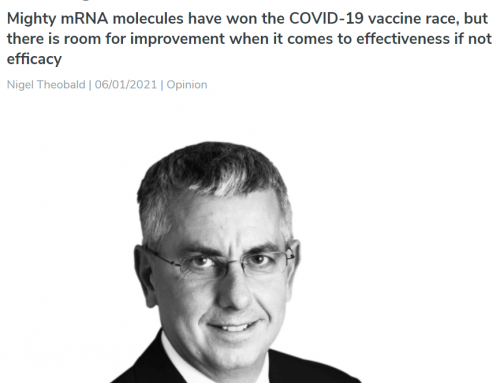 New article: Making good vaccines better